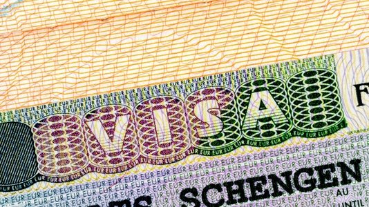 Notice of issuance of visas