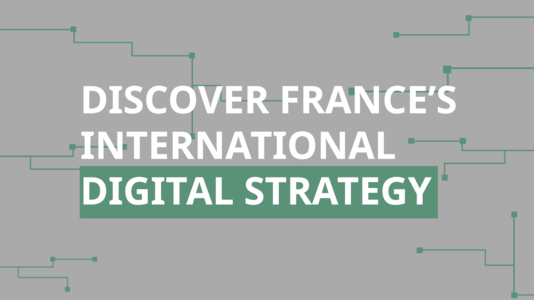 France's international digital strategy