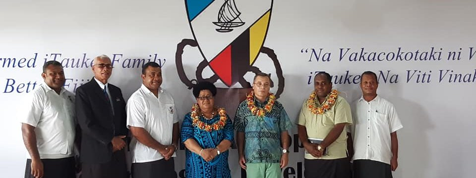 French Ambassador visits Technical College in Nadave, Tailevu